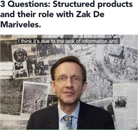 Octo: Three questions with Zak de Mariveles