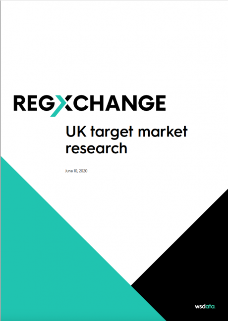 RegXchange UK target market research