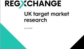 Open RegXchange UK target market research